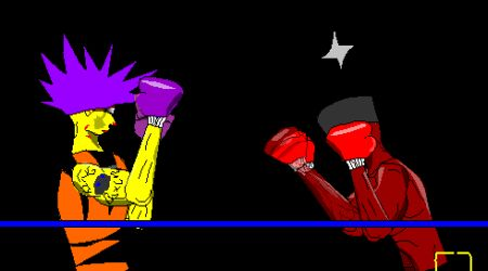 Screenshot - Golden Glove Boxing