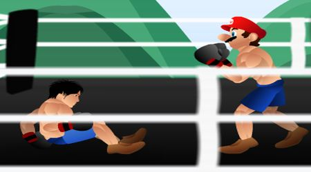 Screenshot - Mario Boxing Game