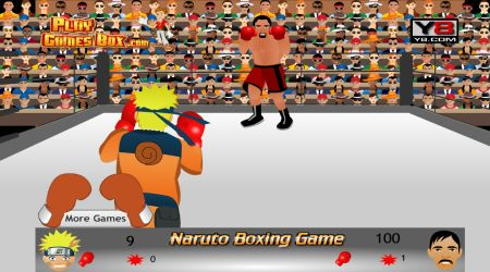 Screenshot - Naruto Boxing Championship