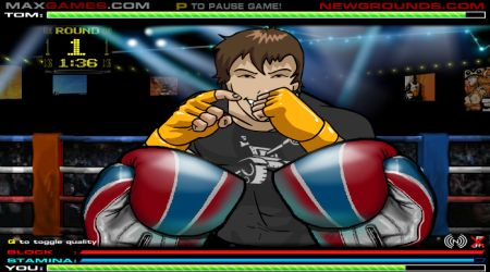 Screenshot - Punch Tom Out