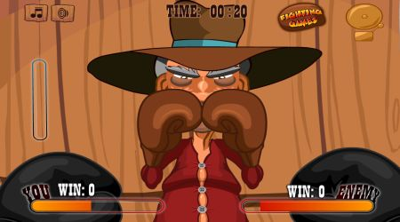 Screenshot - Wild West Boxing Tournament